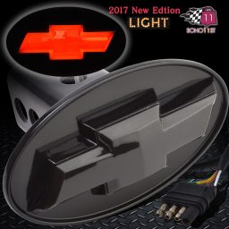 Chevy hitch cover black